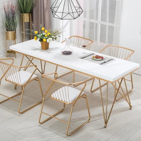 ADELPHI Marble Dining Table