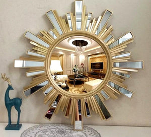 APOLLO Sunbeam Mirror Wall Art