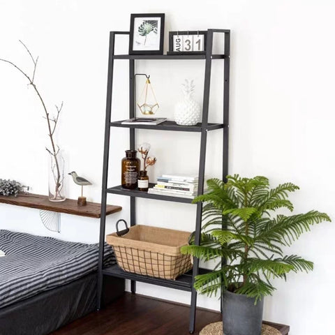 ALFIE Modern Industrial Ladder Display Rack