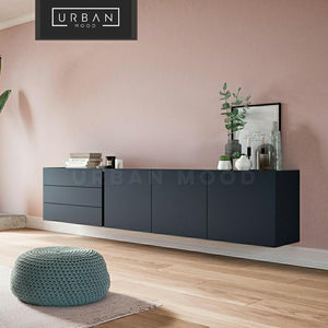 BRIE Modern Floating Sideboard