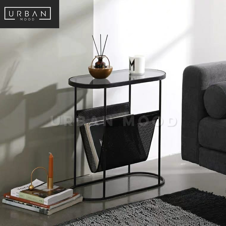 BALEN Minimalist Magazine Side Table