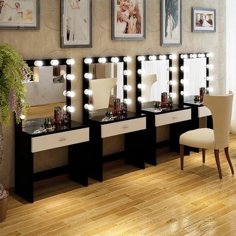 BARDOT Spotlight Vanity Mirror Set