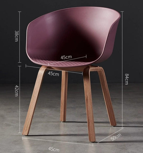 COBBLE Scandinavian Capsule Chair