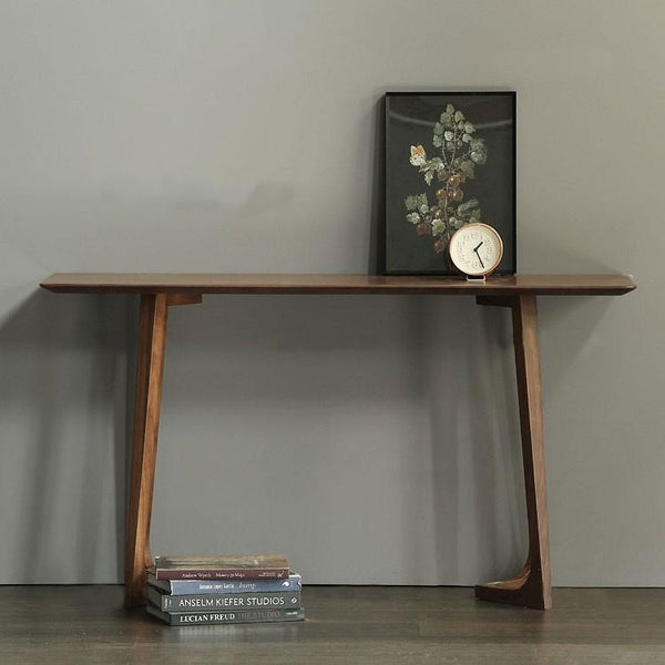 CONNERY Solid Pine Wood Hallway Console