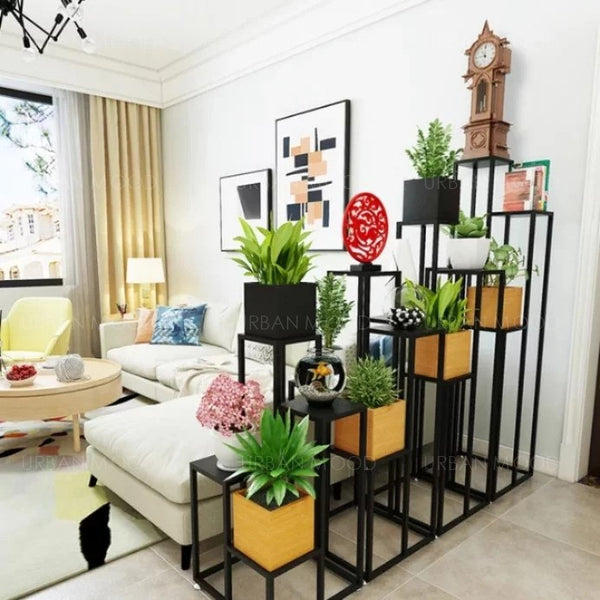 CREATIVE Cubic Plant Ornaments Display Stand
