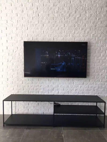 DAMIANA Naked Wireframe TV Console