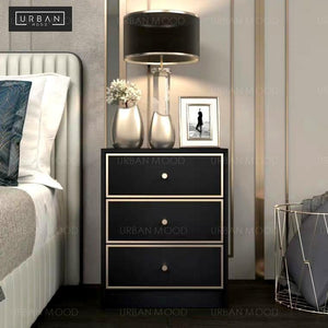 DOX Luxury Bedside Table