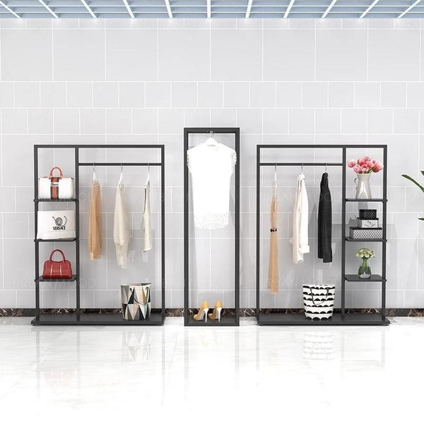 ERMONT Open Concept Wardrobe Shelf