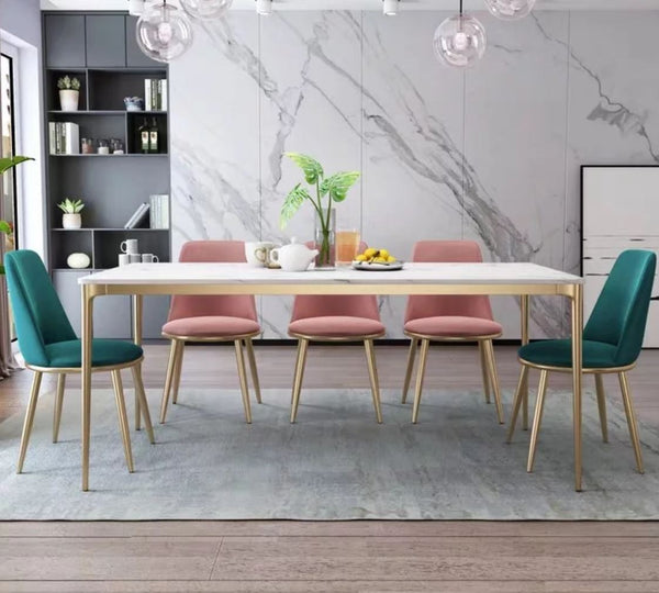 ELEOS Marble Dining Table