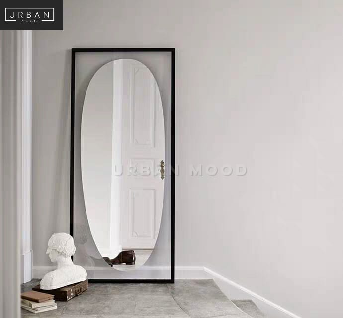 EVERTON Full Length Accent Mirror