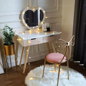 FAIRY Ribbon Vanity Chair