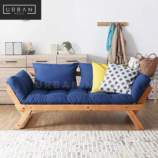 SCOTT Japanese Fabric Sofa