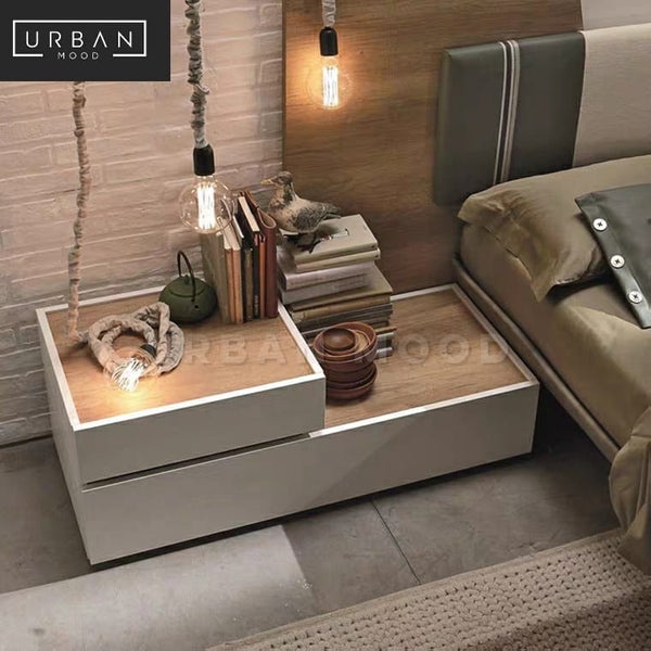 DYNA Modern Modular Bedside Table