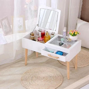 KATE Portable Vanity Stand Drawers