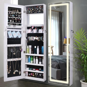 LUMINE LED Touch Light Mirror Cabinet