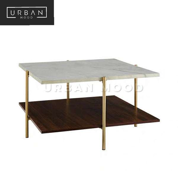 TAPER Minimalist Marble Coffee Table