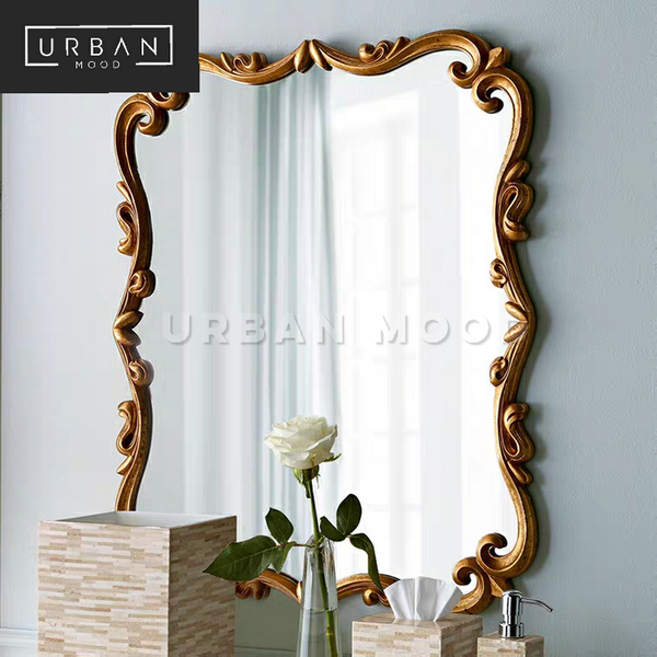 BLONDIE Baroque Accent Wall Mirror