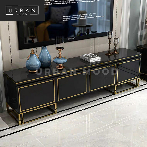 PARTON Luxury TV Console