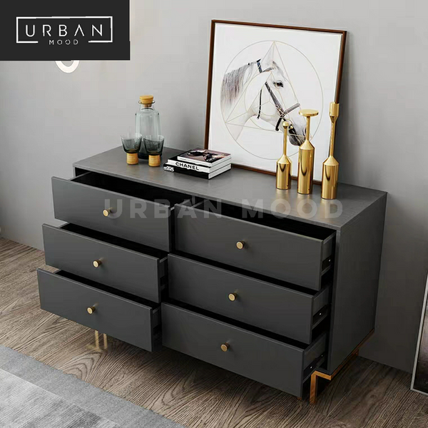 DWELL Contemporary Chest of Drawers