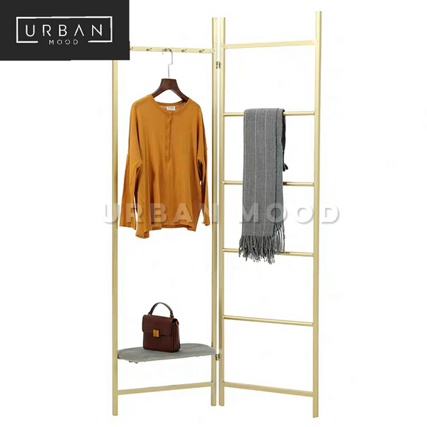 CHI Minimalist Ladder Clothes Stand