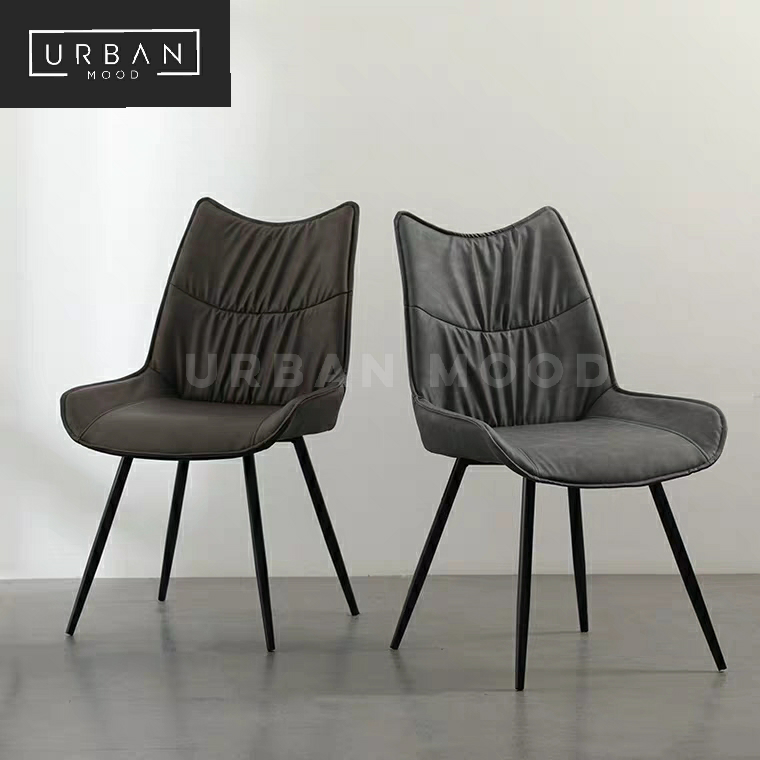 MOVEN Modern Faux Leather Dining Chair