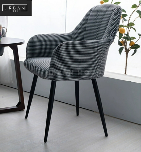 PROXY Modern Fabric Armchair