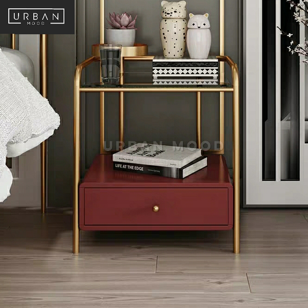 VIXEN Modern Bedside Table