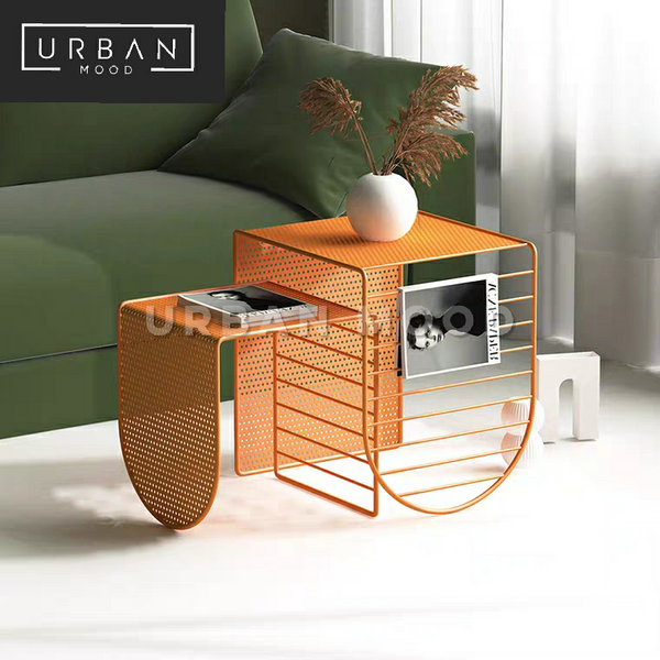 RUNNER Minimalist Art Deco Coffee Table