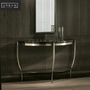 SHANG Postmodern Marble Hallway Console