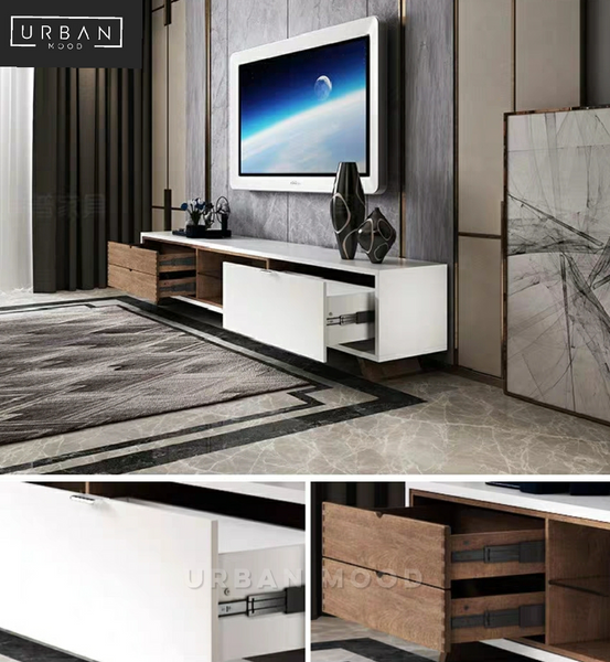 FIR Scandinavian TV Console