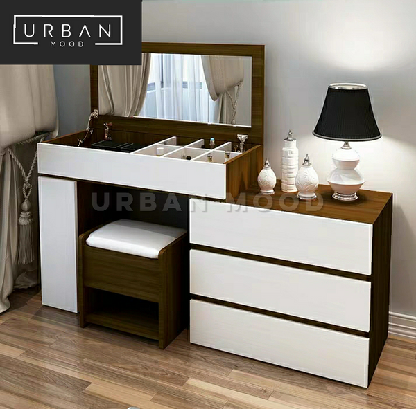 MERIT Modern Vanity Table