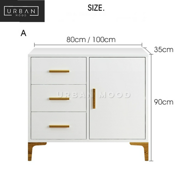 CHRISTOU Modern Luxury Sideboard