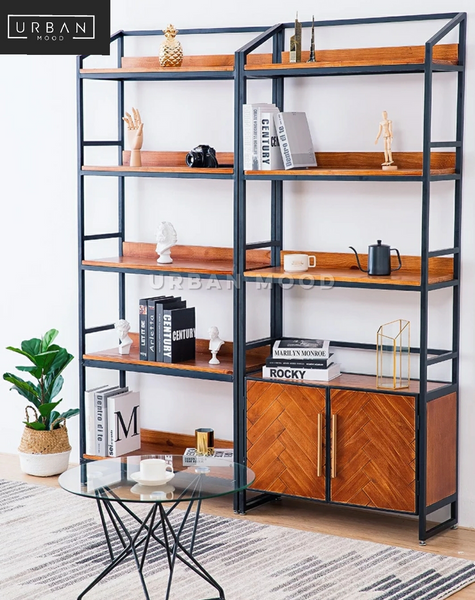 DOLORES Herringbone Shelf
