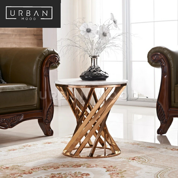 TWILL Luxury Marble Side Table
