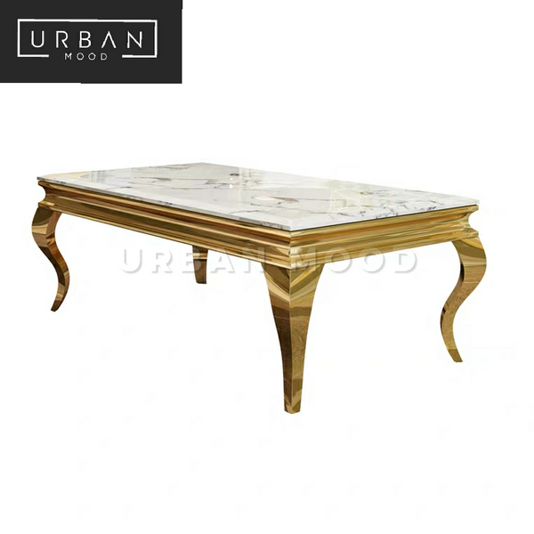 PONTE Luxury Marble Coffee Table