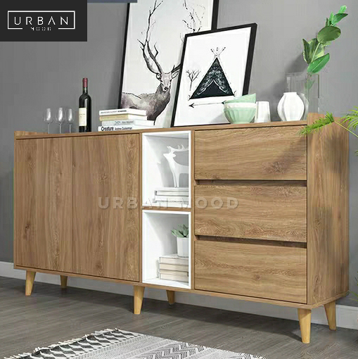 WHISKY Scandinavian Sideboard