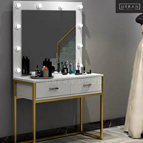 NYX Hollywood Spotlight Vanity Table
