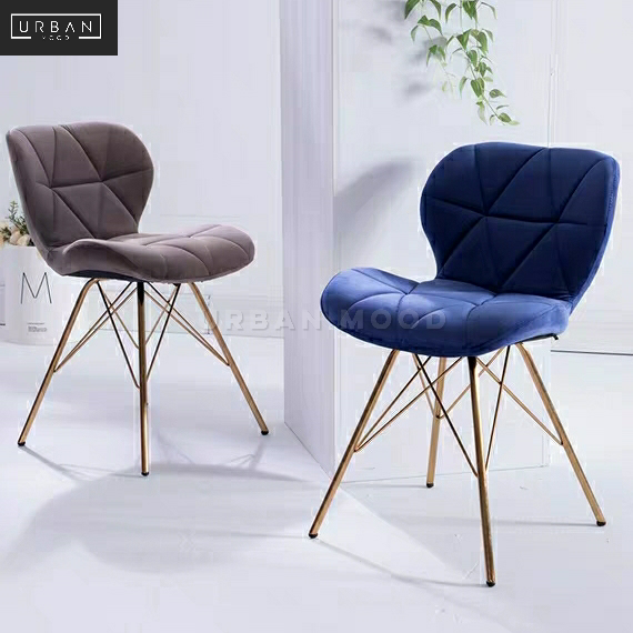 SHERIN Modern Velvet Dining Chair