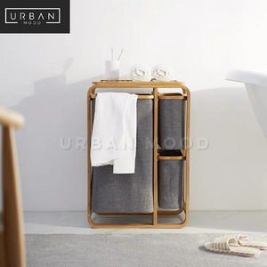UNION Scandinavian Fabric Utility Rack