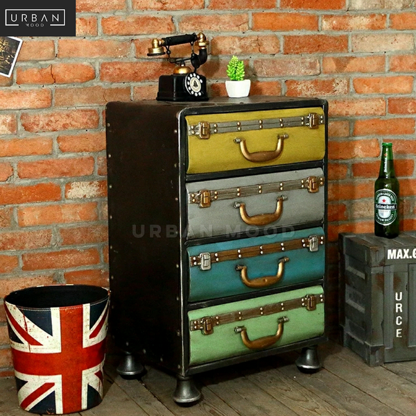 GUARD Industrial Chest of Drawers