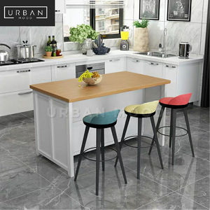 ROVE Modern Kitchen Island