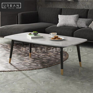 DANICA Modern Marble Coffee Table