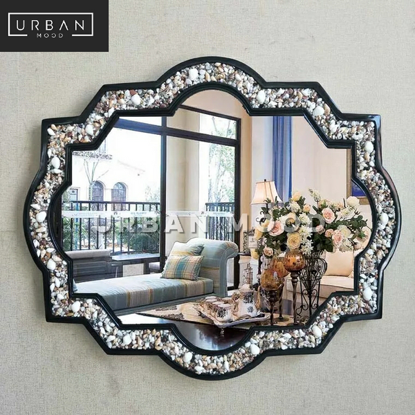 CARVER Victorian Accent Wall Mirror