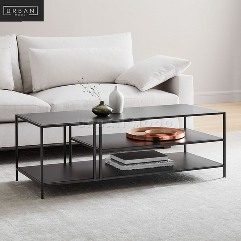ONCE Minimalist Metal Coffee Table