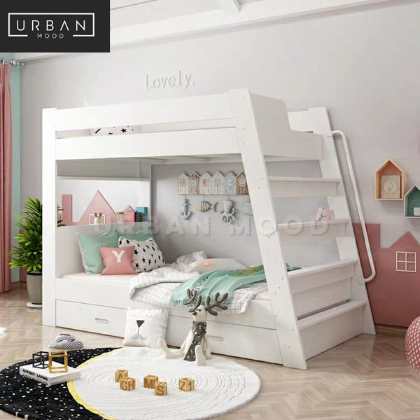 MAIDEN Modern Children's Bunk Bed