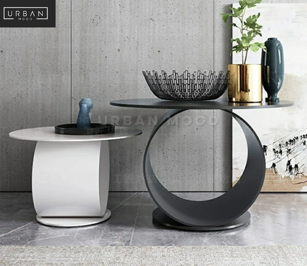 OLSEN Postmodern Side Table