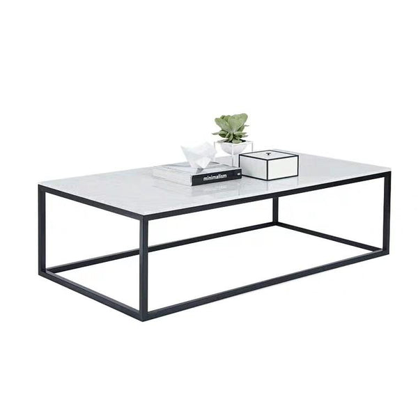 PANDORA Minimalist Marble Coffee Table