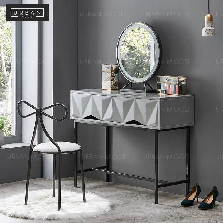 PAXTON Modern LED Vanity Table