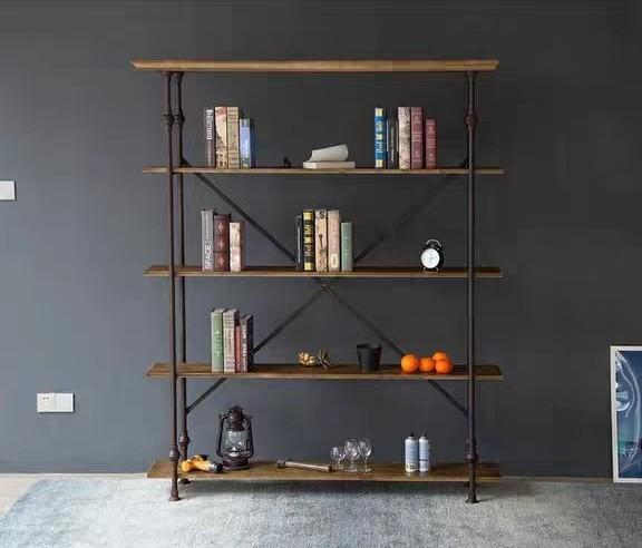 ROVER Industrial Solid Wood Shelf