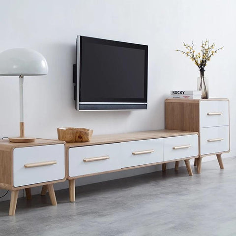 SAYURI Japanese TV Console Coffee Table